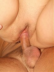 Wild grannies Steph and Jullianna go for a steamy threesome and take turns in getting dicked